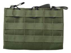 Tactical Tailor MOLLE 5.56 Triple Mag Panel 30 Round Magazine Nylon Olive Drab