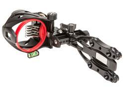 "Archer Xtreme Rogue 5-Pin Bow Sight .019"" Diameter Pins Ambidextrous Blackout"
