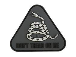 """Maxpedition Don't Tread On Me PVC Patch 3"""" x 2.6"""""""