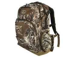 Drake Hard Bottom Backpack Polyester