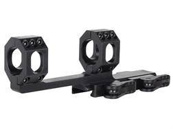 "American Defense Recon-X Quick-Release Extra-Extended Scope Mount Picatinny-Style with 1"" Rings AR-15 Flat-Top Matte"
