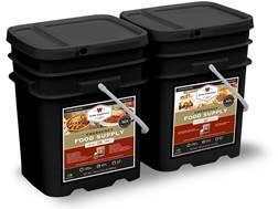 Wise Food 240 Serving Vegetarian Entree and Breakfast Freeze Dried Food Kit