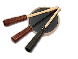 Quaker Boy Turkey Thugs Rim Shot 3 in 1 Pot Turkey Call