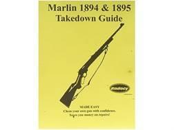 "Radocy Takedown Guide ""Marlin 1894 & 1895"""