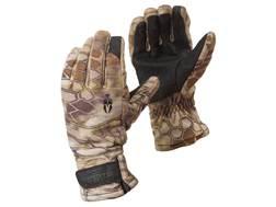 Kryptek Men's Norlander Gloves Merino Wool Highlander Camo