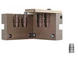 Saeco 2-Cavity Bullet Mold #454 45 Caliber (452 Diameter) 300 Grain Semi-Wadcutter Gas Check