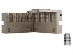 Saeco 4-Cavity Bullet Mold #454 45 Caliber (452 Diameter) 300 Grain Semi-Wadcutter Gas Check