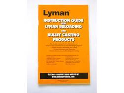 "Lyman ""Metallic Reloading and Cast Bullet Users Guide"""
