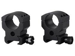 """Burris 1"""" Xtreme Tactical Picatinny-Style Rings Matte"""