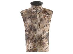 Sitka Gear Men's Dakota Vest Polyester Gore Optifade Waterfowl Camo Medium 39-41