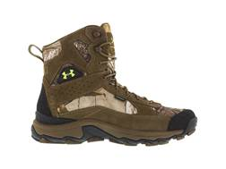 "Under Armour Speed Freek Bozeman 8"" Waterproof Hunting Boots Leather and Nylon Realtree Xtra/Uniform"