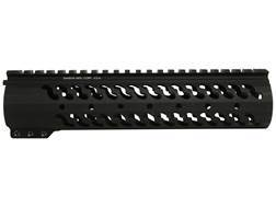 "Samson Evolution Series 9.25"" Customizable Free Float Handguard DPMS LR-308 with Low Profile Upper Receiver Aluminum Black- Blemished"