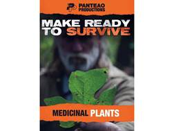 "Panteao ""Make Ready to Survive: Medicinal Plants"" DVD"