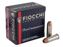 Fiocchi Extrema Ammunition 44 Remington Magnum 200 Grain Hornady XTP Jacketed Hollow Point Box of 25