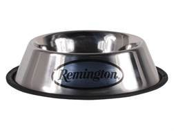 Remington Dog Food and Water Bowl Stainless Steel