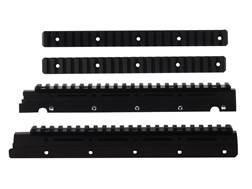 Kel-Tec Modular Picatinny Handguard with 4 Rail Sections Kel-Tec SUB-2000 Aluminum Matte