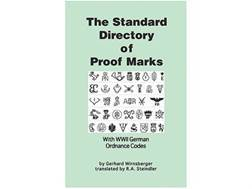 """Standard Directory of Proofmarks"" Book by G. Wirnsberger"