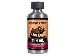 Montana X-Treme Gun Oil 6 oz Liquid