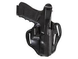 Bianchi 77 Piranha Belt Holster Glock 19, 23 Leather