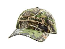 Under Armour HeatGear Camo Cap Synthetic Blend Mossy Oak Obsession Medium/Large