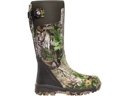 "LaCrosse Alphaburly Pro 15"" Waterproof Uninsulated Hunting Boots Rubber Clad Neoprene Realtree Xtra"