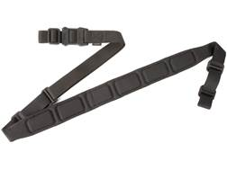 Magpul MS1 Multi-Mission Single/Double Point Padded Sling Nylon Black