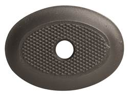 Sunny Hill Niedner-Style Grip Cap Checkered Steel in the White