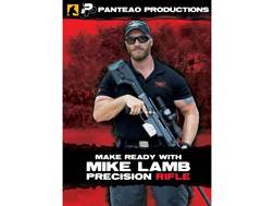 "Panteao ""Make Ready with Mike Lamb: Precision Rifle"" DVD"