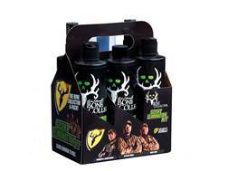 ScentBlocker Bone Collector 6-Pack Scent Elimination Combo
