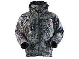 Sitka Gear Men's Incinerator Waterproof Insulated Jacket Polyester Gore Optifade Elevated Forest Camo 3XL 54-57
