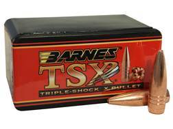 Barnes Triple-Shock X Bullets 50 BMG (510 Diameter) 647 Grain Hollow Point Boat Tail Lead-Free Box of 20