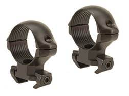 Millett 30mm Angle-Loc Windage Adjustable Ring Mounts Tikka Matte