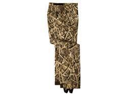 Drake Men's EST 6 Pocket Pants Waterproof Polyester Mossy Oak Shadow Grass Blades Camo Large