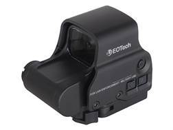 EOTech EXPS3-4 Holographic Weapon Sight 223 Remington Ballistic Reticle Matte CR123 Battery with 7mm Raised Base