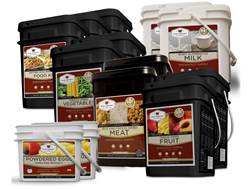 Wise Food 3 Month Gluten Free Deluxe Freeze Dried Food Kit