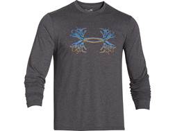 Under Armour Men's 3D Antler Shirt Long Sleeve Polyester