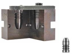 Lyman 1-Cavity Bullet Mold #446110 43 Mauser (11x60mm Rimmed Mauser, 11.15x60mm Rimmed Mauser) (446 Diameter) 340 Grain Flat Nose