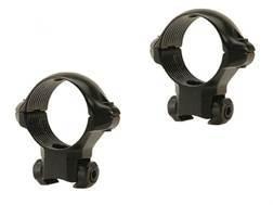"""Millett 1""""  Angle-Loc Windage Adjustable Ring Mounts Ruger 10/22, 96/22 Gloss Medium"""