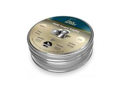H&N Field Target Trophy Airgun Pellets 22 Caliber 14.66 Grain 5.53mm Head-Size Domed Tin of 500