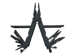 SOG PowerLock Multi-Tool 17 Tools Stainless Steel  EOD Black