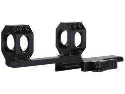 American Defense Scout-X Quick-Release Extra-Extended Scope Mount Picatinny-Style AR-15 Flat-Top Matte
