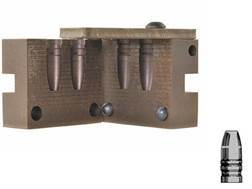 Saeco 2-Cavity Bullet Mold #351 38 Special, 357 Magnum (358 Diameter) 200 Grain Flat Nose