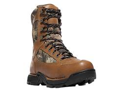 "Danner Pronghorn GTX 8"" Waterproof Uninsulated Hunting Boots Leather and Nylon Mossy Oak Break-Up Camo Men's 11 D"