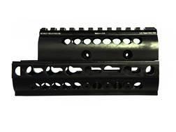 Midwest Industries 2-Piece KeyMod Handguard Yugo Krinkov AK-47 Aluminum Black