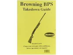 """Radocy Takedown Guide """"Browning BPS"""""""