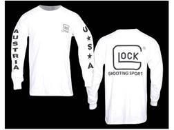 Glock T-Shirt Long Sleeve Cotton