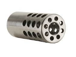 "Vais Muzzle Brake 13/16"" 308 Caliber 5/8""-32 Thread .812"" Outside Diameter x 1.950"" Length"