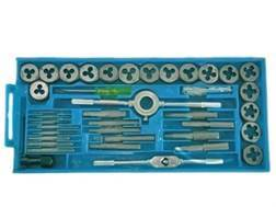 Wisdom 40 Piece Tap and Die Set SAE
