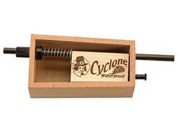 Quaker Boy Cyclone Push/Pull Friction Turkey Call