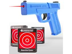 LaserLyte Triple Tyme Kit with Full Size Trigger Tyme Laser Trainer Pistol